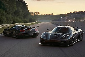 Automotive Breaking news Final two Koenigsegg Ageras built, aptly named Thor and Väder