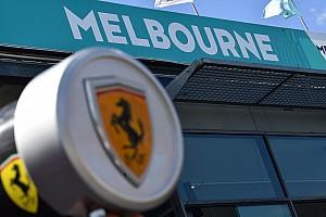 Fórmula 1 Galería GALERÍA: así fue el miércoles en Albert Park