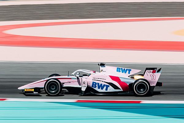 FIA F2 Testbericht