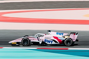 FIA F2 Testbericht Maximilian Günther Schnellster beim Formel-2-Test in Bahrain