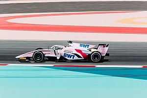FIA Fórmula 2 Crónica de test Gunther terminó con el mejor tiempo en Bahrein