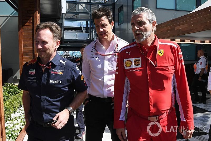 """""""Impossible"""" de faire s'entendre les équipes sur l'avenir de la F1"""