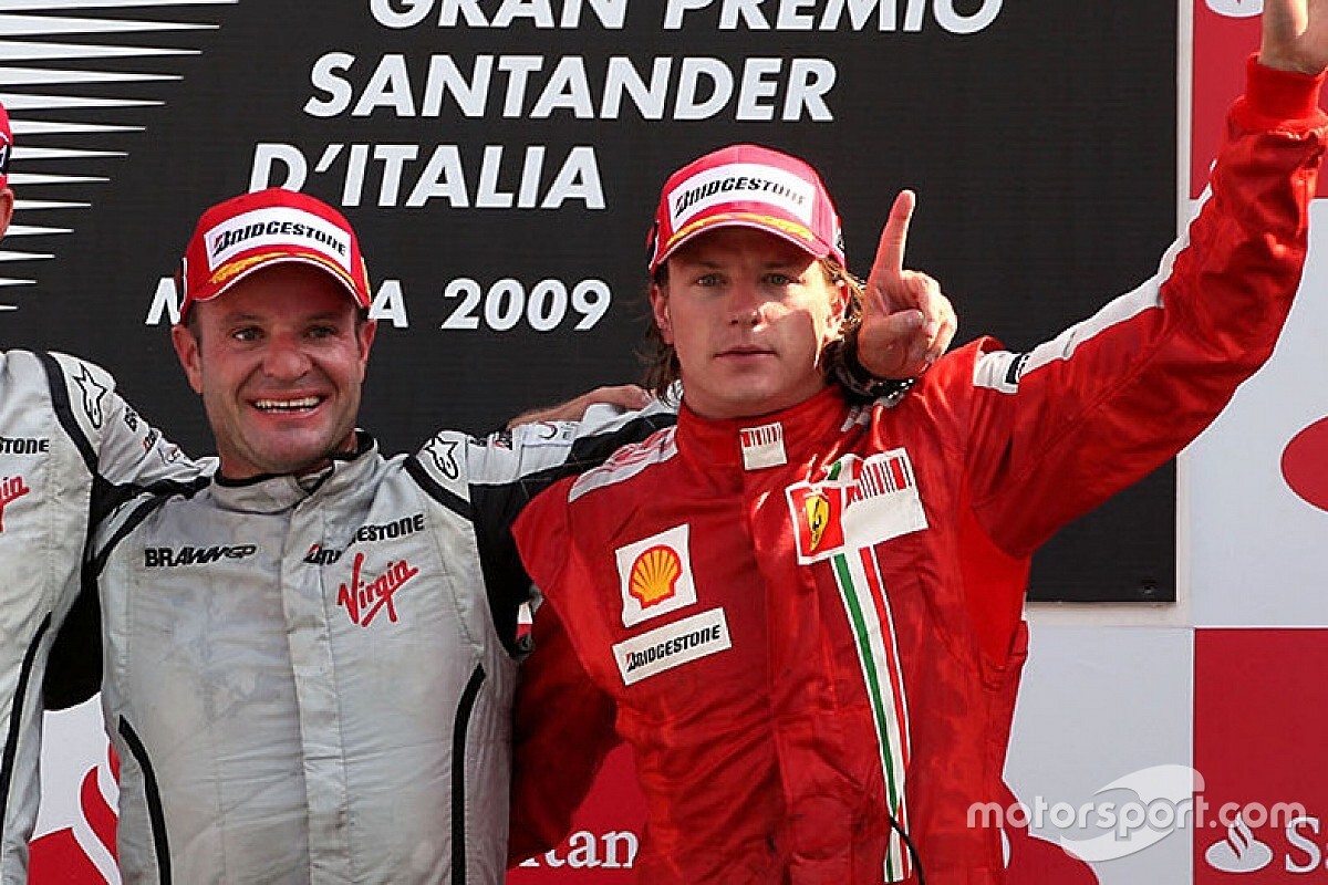 Com ida para Sauber, Kimi passará recorde de Barrichello