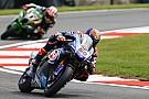 World Superbike Van der Mark: Yamaha