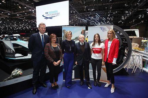 """Chronique Cyndie Allemann - """"Les choses bougent, la FIA veut donner leur chance aux femmes"""""""