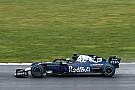 Fórmula 1 Acidente interrompe primeiro teste do Red Bull RB14