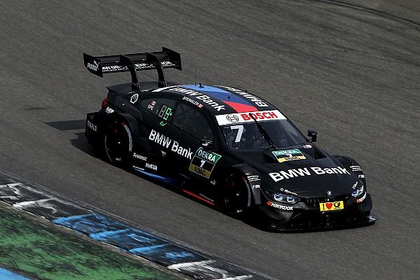 Spengler puts BMW on top in Hockenheim DTM test