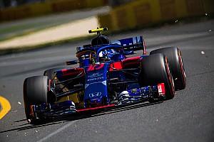 Fórmula 1 Noticias Honda reemplaza partes de motor para el GP de Bahrein