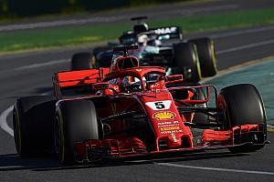 Formel 1 Rennbericht Formel 1 Melbourne 2018: Gelbphase beschert Vettel den Sieg!