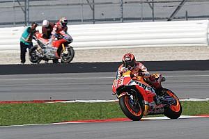 MotoGP Top List Galería: Las mejores fotos del tercer día de test en Sepang