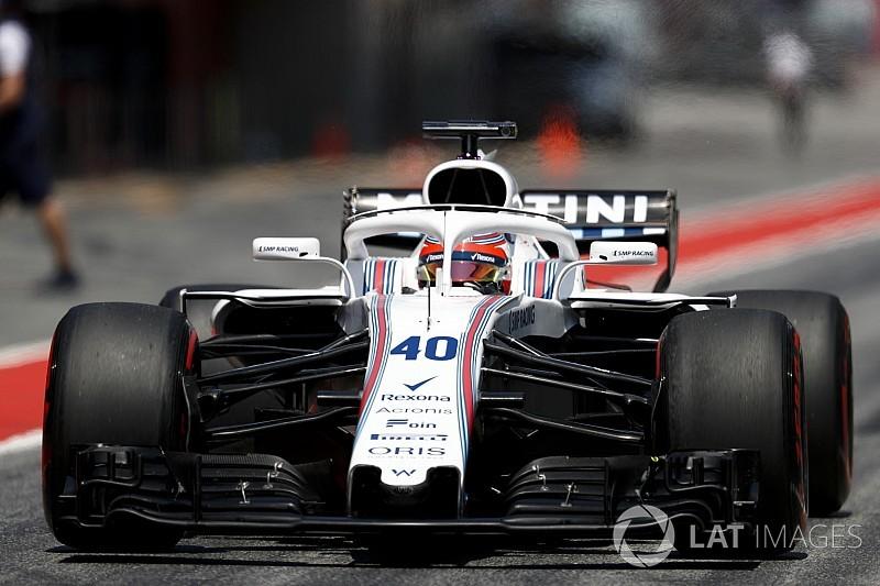 Kubica: Williams'ın sorunlarının kolay bir çözümü yok