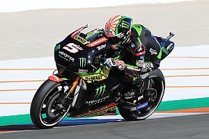MotoGP Reaktion Valencia-Test: Johann Zarco fährt mit 2017er-Yamaha Topzeiten