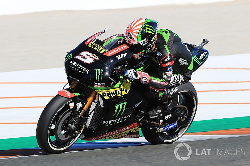 Zarco Felt No Negatives With Yamahas