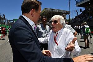 Fórmula 1 Entrevista Ecclestone: