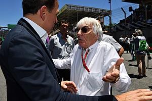 Fórmula 1 Noticias  Liberty no debe ignorar la amenaza separatista de la F1, dice Ecclestone