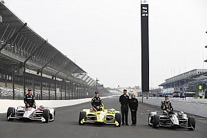 IndyCar Breaking news Chevrolet still wary of Honda threat in Indy 500