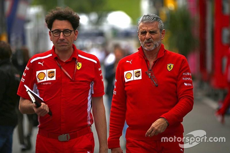 Revolutie bij Ferrari: Arrivabene out, Binotto teambaas