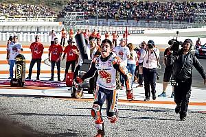 MotoGP Artículo especial Las mejores historias de 2017, 1: Márquez consigue un título con sello propio
