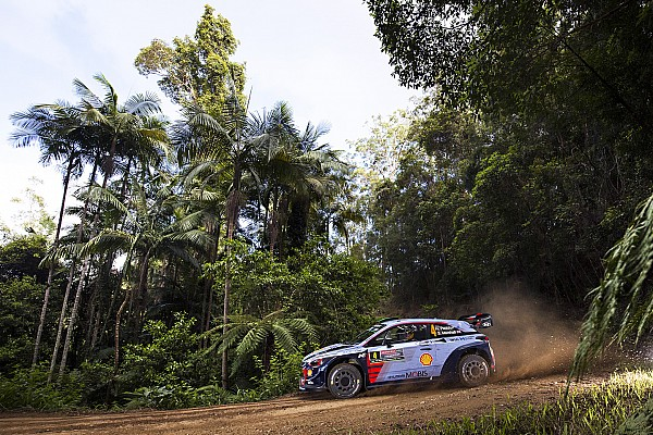 Paddon and Sordo to split opening 2018 WRC rounds
