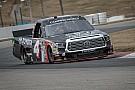 NASCAR Truck Harrison Burton makes first laps around Canadian Tire Motorsport Park