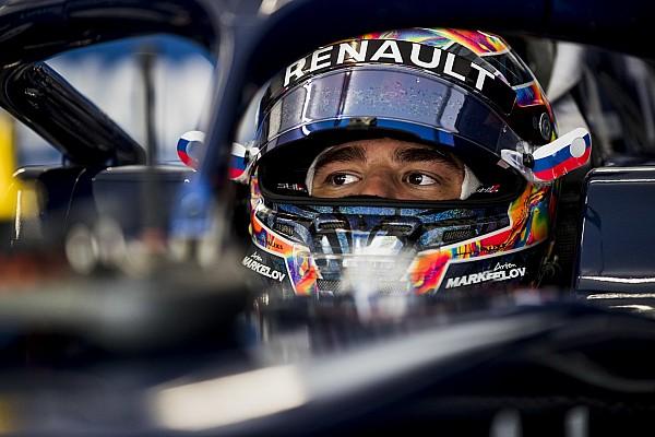 FIA F2 Actualités Markelov va délaisser un châssis