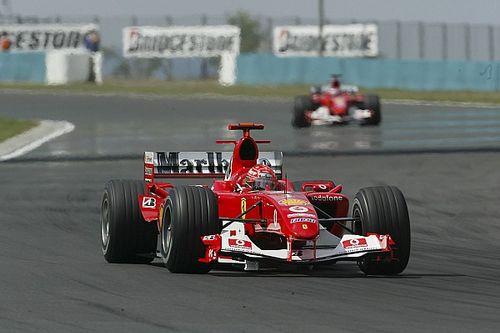 F2004: la F1 così veloce che mise paura alla Ferrari stessa