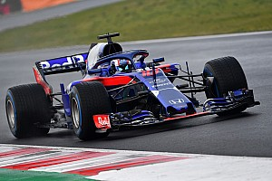 Formule 1 Résumé d'essais Barcelone, J4 - Gasly en tête à la mi-journée