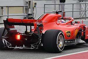 Formula 1 Special feature Tes Barcelona, Hari ke-1: Analisis fitur terbaru mobil F1 2018