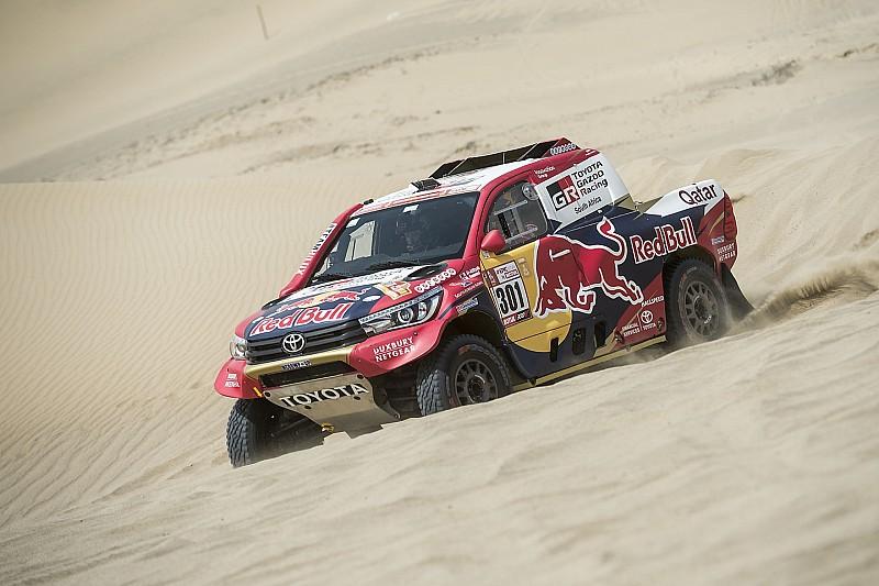 Dakar stage 1: Al-Attiyah tercepat, Loeb alami gangguan rem