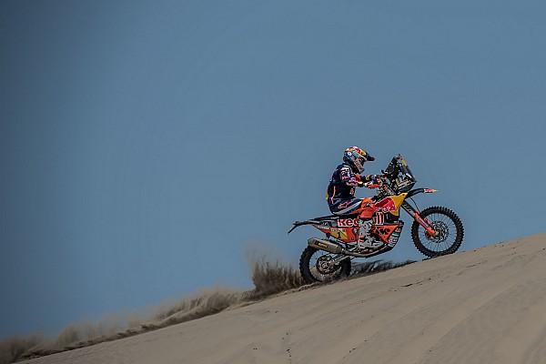 Honda's Brabec slams KTM for