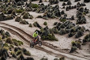 Dakar Etappenbericht Dakar 2018: Meo Schnellster, schwerer Sturz von de Soultrait