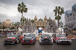 Rallye Monte Carlo streicht Show-Start am Casino