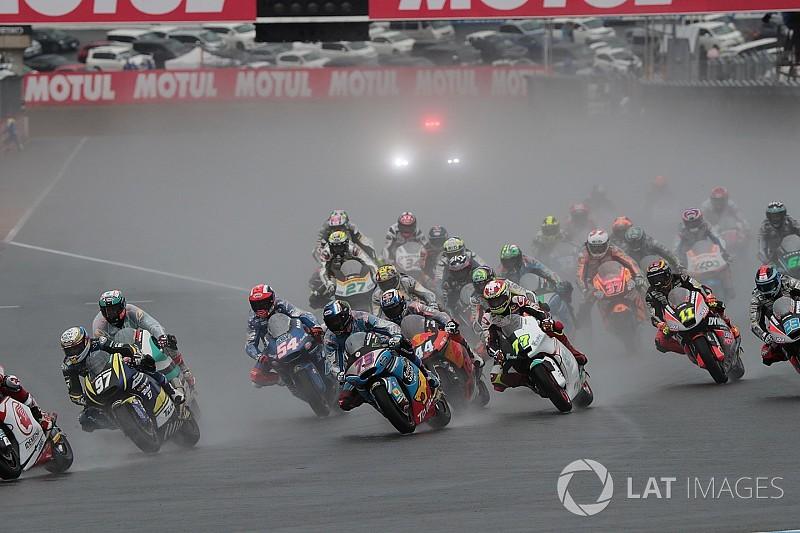 Data dan fakta jelang Moto2 Australia