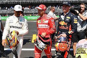 Formula 1 Hasil Grid start balapan GP Meksiko 2017