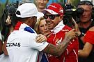 F1 Vettel bromea con Hamilton: