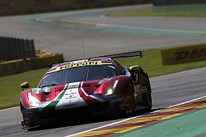 WEC Новость Ferrari присоединилась к переговорам о новом регламенте LMP1