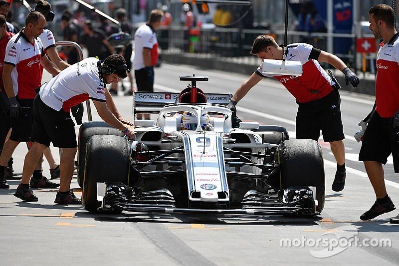 Haas e Sauber testam novo motor Ferrrari na Hungria