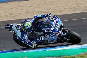 MotoGP Réactions Derniers essais perturbés par une chute pour Siméon