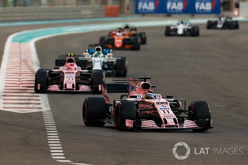Williams : Force India a été