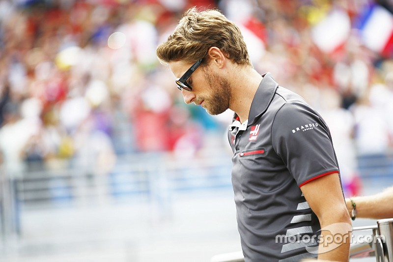 """Haas: Bad luck """"pouring"""" on point-less Grosjean"""