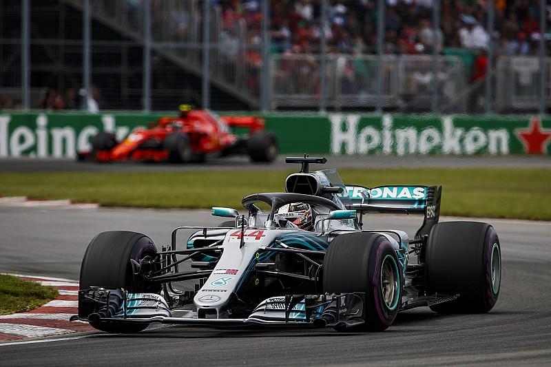 Mercedes: Entscheidung über Motor-Update am Freitagabend?