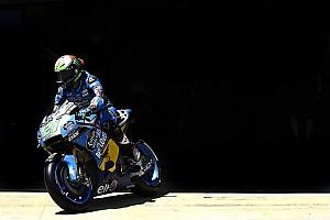 MotoGP Actualités Morbidelli s'est fait un peu peur avec sa chute de vendredi