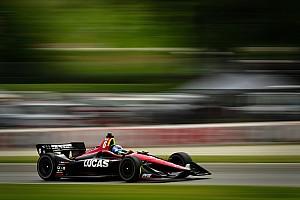 IndyCar Practice report Road America IndyCar: Wickens tops third practice for SPM