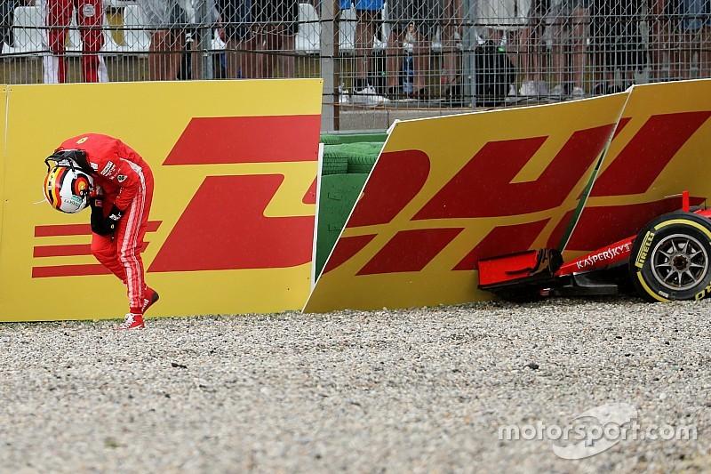 Bilan 2018 - Vettel, des erreurs et des errements