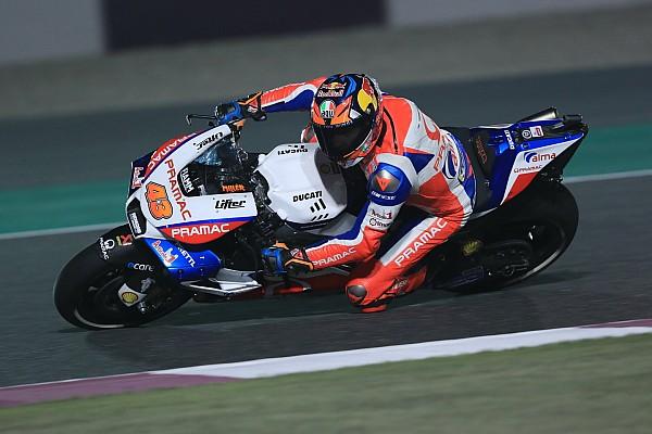 MotoGP Breaking news Miller content with unspectacular Ducati debut