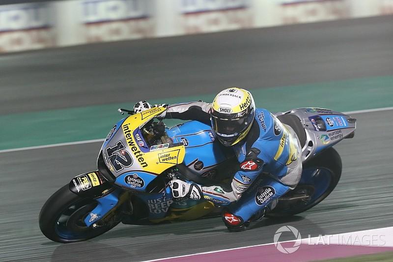 Tom Lüthi: Startplatz 18 beim MotoGP-Debüt
