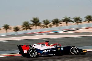 FIA Fórmula 2 Crónica de test Maini marcó el camino en los ensayos de la F2 en Bahrein