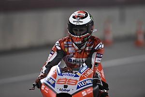 MotoGP Reactions Tak lagi diunggulkan, Lorenzo nilai MotoGP makin kompetitif
