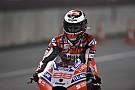 MotoGP Lorenzónak fékhiba miatt kellett leugrani a Ducatiról