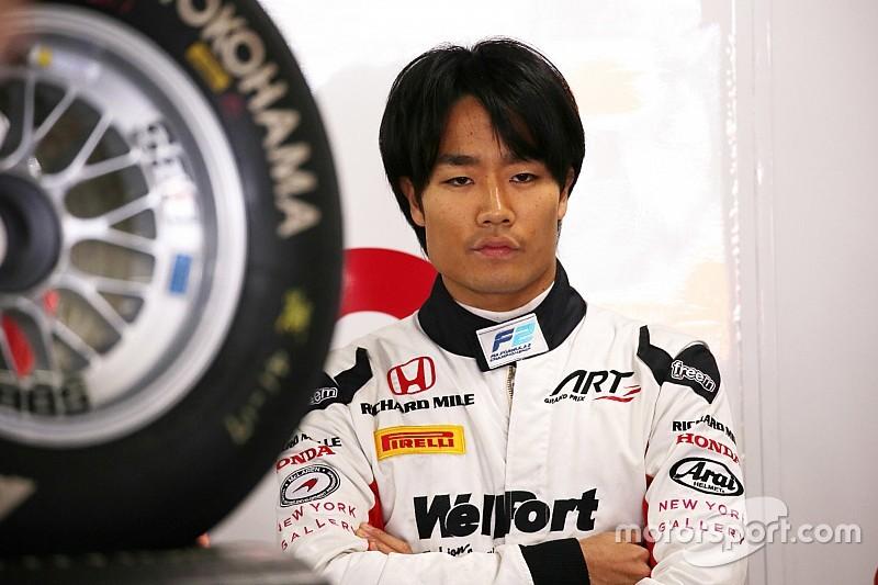 Юниор Honda Мацушита вернется в Ф2 после сезона в Суперформуле